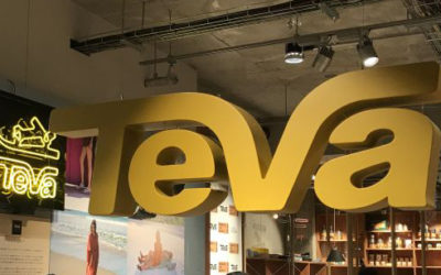 「Teva」のポップアップストアが原宿にオープン