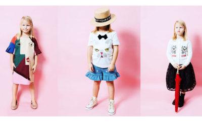 ファニーで上品な春夏の「MUVEIL」キッズコレクション 大人とのおそろいデザインも