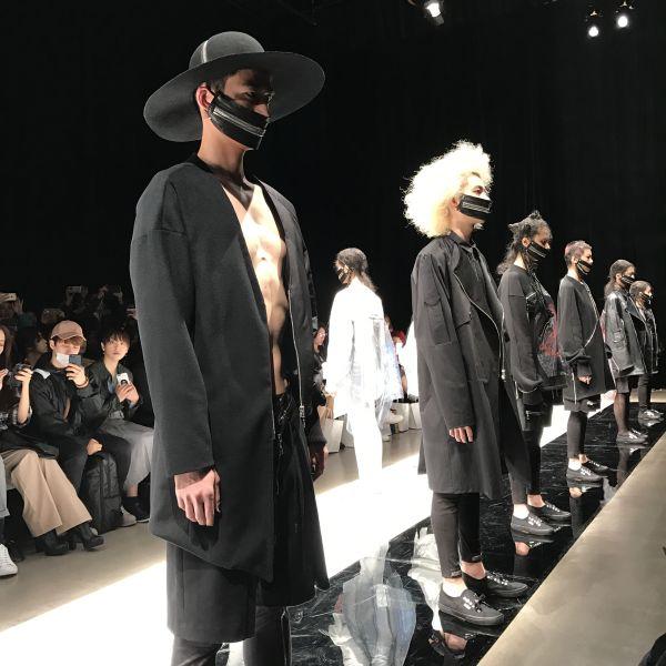 「ACUOD by CHANU(アクオド バイ チャヌ)」2017-18年秋冬東京コレクション
