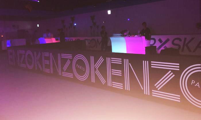 KENZO WORLD(ケンゾー ワールド)ローンチパーティ