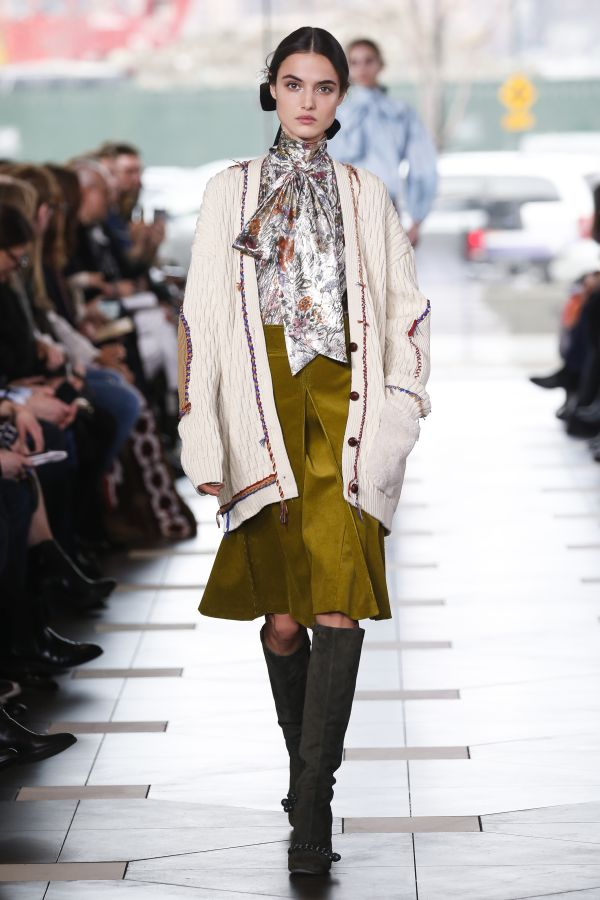 NY発2017-18年秋冬ファッショントレンドを先取りキャッチ