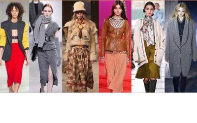 NY発 2017-18年秋冬ファッショントレンドを先取りキャッチ