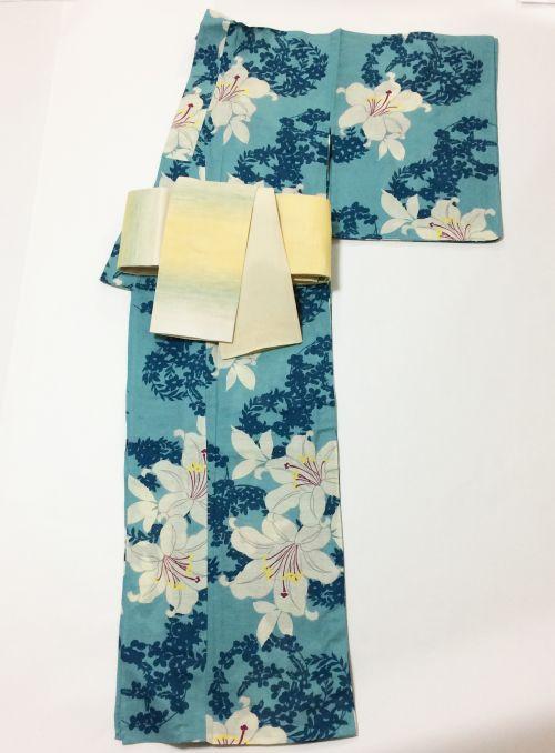 きもの専門店「GINZA 和貴」、新作の浴衣を発表