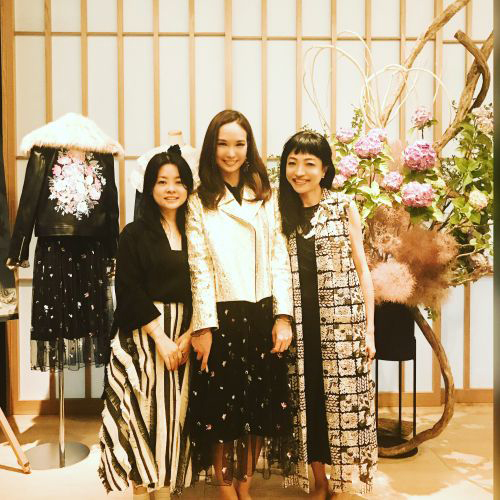 「Disaya(ディサヤ)」デザイナーが来日 @ 星のや 東京