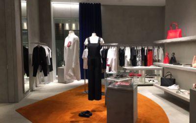 「CK CALVIN KLEIN(CK カルバン・クライン)」の新店舗、銀座ベルビア館にオープン