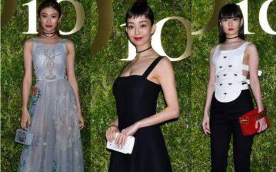 パーティーバッグは持ち方が命 印象操るテクニック~Dior 2017年春夏 オートクチュール コレクション