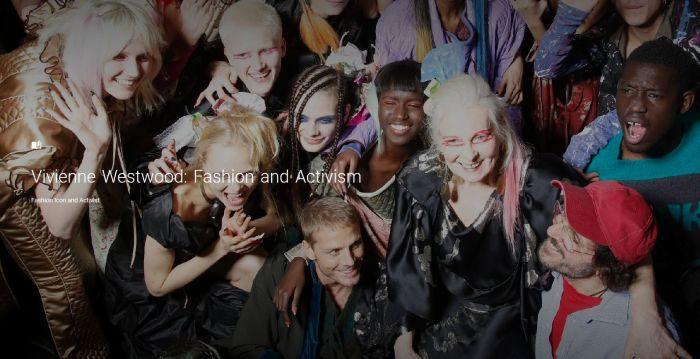 「Vivienne Westwood(ヴィヴィアン・ウエストウッド)」、Google Arts & Cultureとコラボたバーチャル展を公開