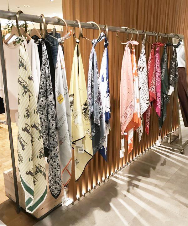 大人気「manipuri(マニプリ)」スカーフの魅力 ガリャルダガランテに集結