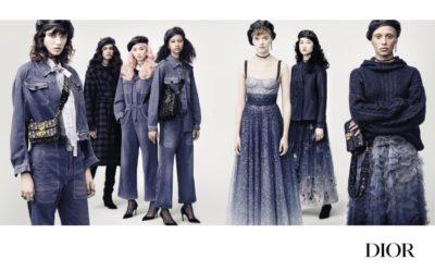 「Dior(ディオール)」、2017-18年秋冬キャンペーンのビジュアルを公開
