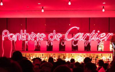"「Cartier」の名作ウォッチ""パンテール ドゥ カルティエ""パーティにセレブが集結"