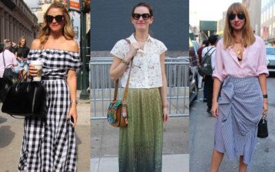 7月におすすめの夏服は、「涼しい・女っぽ・楽ちん」