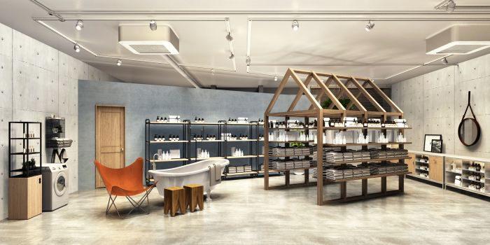 「shiro(シロ)」、カフェを併設店を東京・自由が丘にオープン