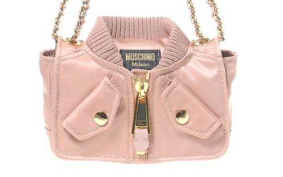 「MOSHICNO(モスキーノ)」、ミリタリー風味の2017年プレフォール新作バッグ発表