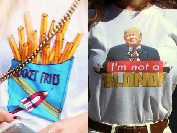 インスタ映え確実!「主張Tシャツ(ステートメントT、スローガンT)」のヤバい着こなし