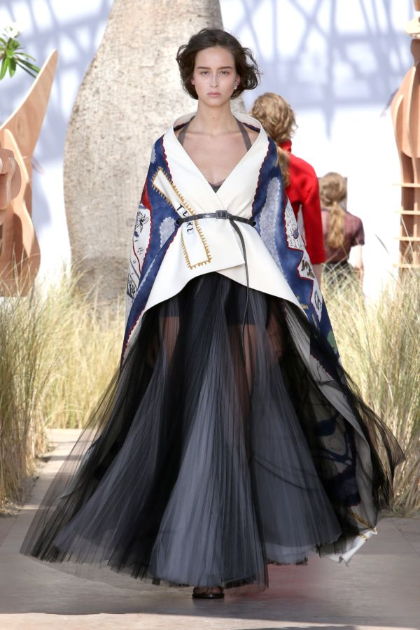 「Dior(ディオール)」2017-18秋冬オートクチュール コレクション