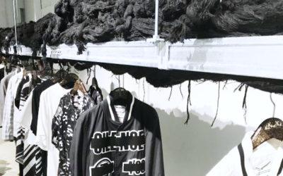 「ANREALAGE(アンリアレイジ)」のヘッドショップがオープン