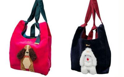 ドッグフェイスの立体感、花カモ・レオパードに新色 「MUVEIL」プレフォールの新作バッグ