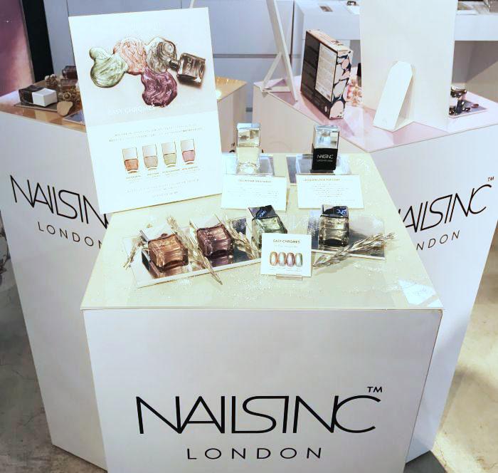 「NAILS INC(ネイルズインク)」2017-18秋冬新作コレクション