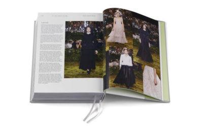 「ディオール」でのデビューコレクションを集めた書籍 『DIOR CATWALK』出版