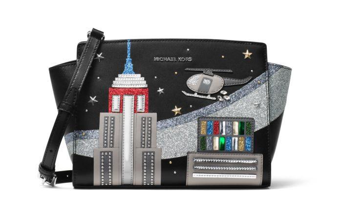 マイケル・コースからグラマラスな都市を表現したバッグ「セルマ・ノベルティ」が発売