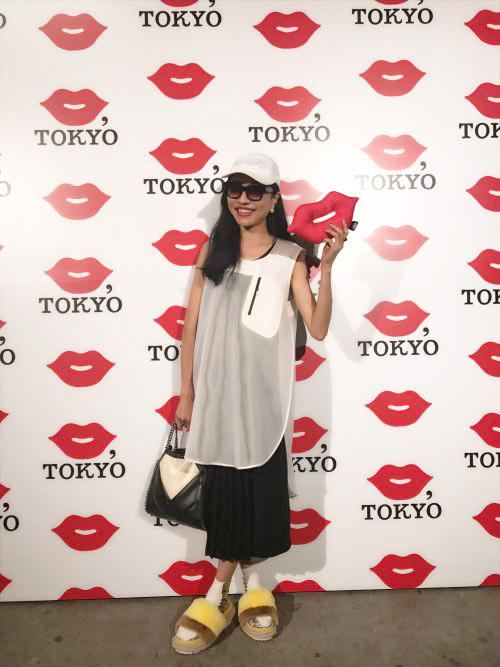 「KISS,TOKYO(キス、トーキョー)」、東京を代表するロゴへ