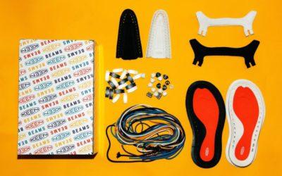 売り場に靴製造ロボット出現 「UNEEK MADE IN BEAMS」
