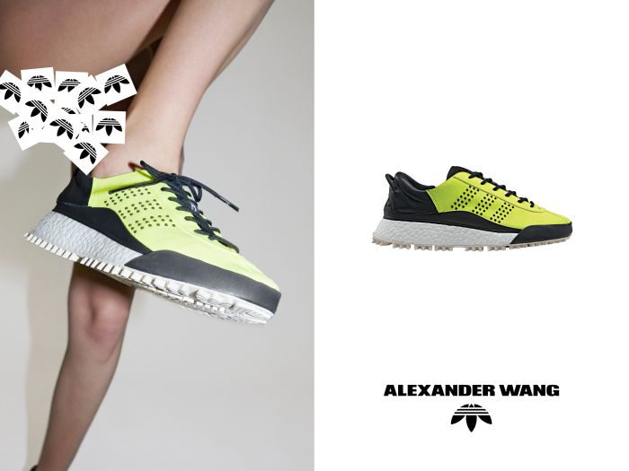 「adidas Originals by Alexander Wang season2」の「Drop1」が発売