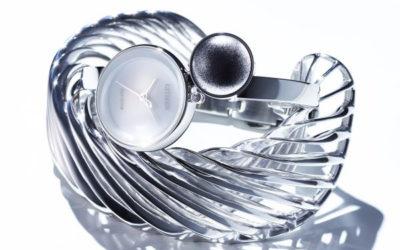 「CITIZEN L(シチズン エル)」、大粒ダイヤモンドや漆モデル、西陣バンドモデルを発売