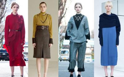 2017-18年秋冬ファッション6大トレンド先読み