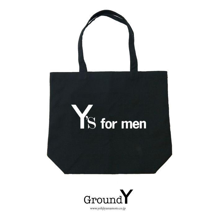 「Ground Y(グラウンドワイ)」、「Y's for men(ワイズフォーメン)」へのオマージュを込めたコラボアイテム発売