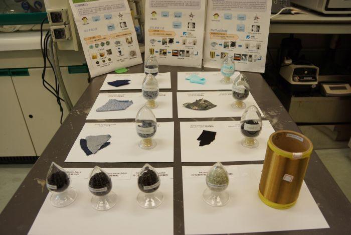 驚きの発明「服の混紡繊維を分離する技術」 「H&M Foundation×HKRITA」ラボ(研究所)訪問編
