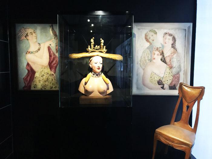 「クリスチャン・ディオール、夢のクチュリエ」展へ 見とれるクチュール美