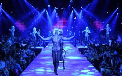 Calzedonia(カルツェドニア)、ブランド初となるレッグウエアのファッションショーを開催 ジュリア・ロバーツが特別参加