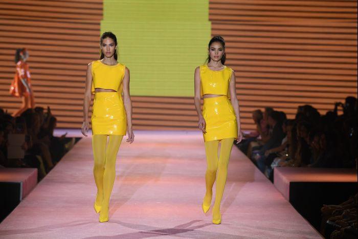 Calzedonia(カルツェドニア)、ブランド初となるレッグウエアのファッションショーを開催