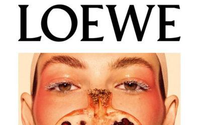「LOEWE(ロエベ)」、パリ市内のキオスクで広告キャンペーン