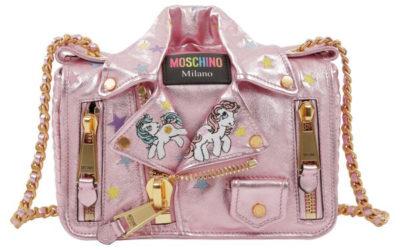 「MOSCHINO(モスキーノ)」、子馬キャラクターのカプセルコレクションを発売