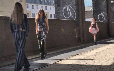 MARQUES' ALMEIDA(マルケス アルメイダ)2018年春夏ロンドンコレクション
