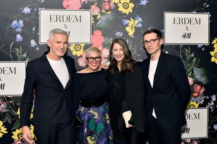 「ERDEM x H&M」、エクスクルーシブイベントをLAで開催 発売は11月2日