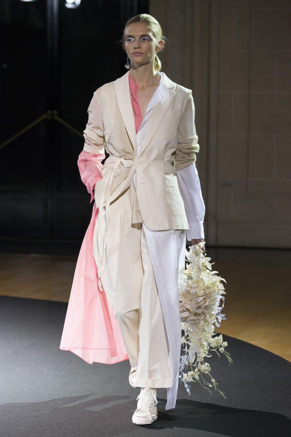 beautiful people(ビューティフルピープル)2018年春夏パリコレクション