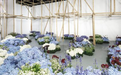 「3.1 フィリップ リム」、上海で2018年春夏コレクションのインスタレーションを開催
