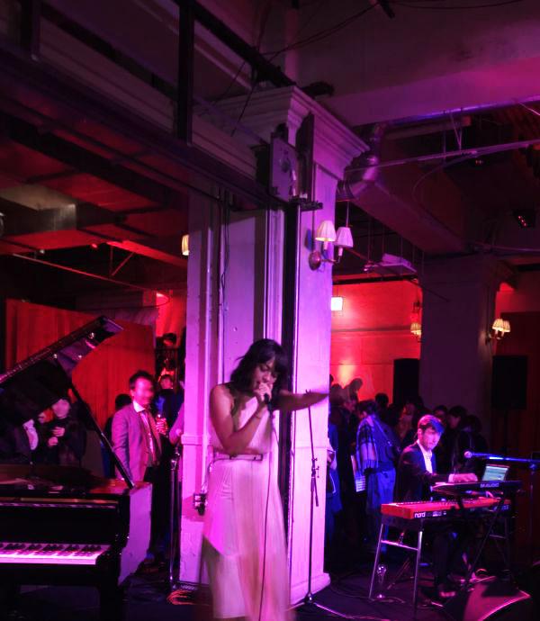 「NINA RICCI(ニナ リッチ)」のカクテルパーティ