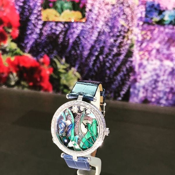 Van Cleef & Arpels(ヴァン クリーフ&アーペル)で「The Poetry of Time(詩情が紡ぎ出す時)」を過ごす