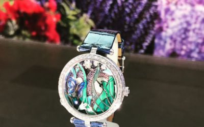 ヴァン クリーフ&アーペルで「The Poetry of Time(詩情が紡ぎ出す時)」を過ごす