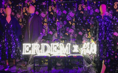 「ERDEM x H&M」のプレショッピングパーティ