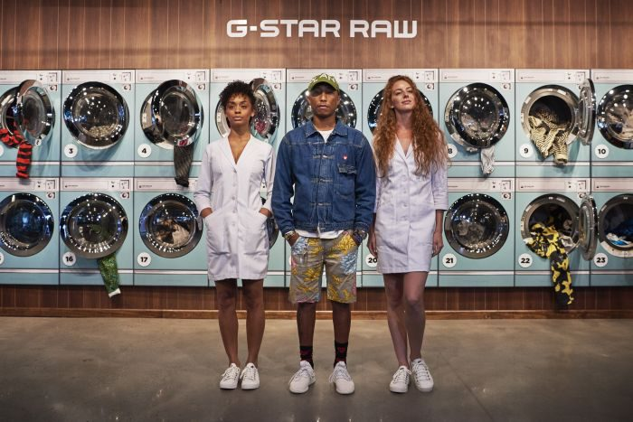 「G-Star RAW」、日本で活躍する25人が参加したムービーを公開