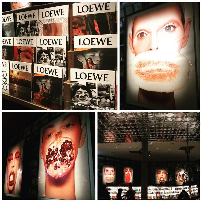 「LOEWE(ロエベ)」の「Past, Present and Future」パーティ
