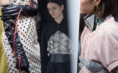 2018春夏東京コレクション ルール逸脱「アウトロースタイル」に注目