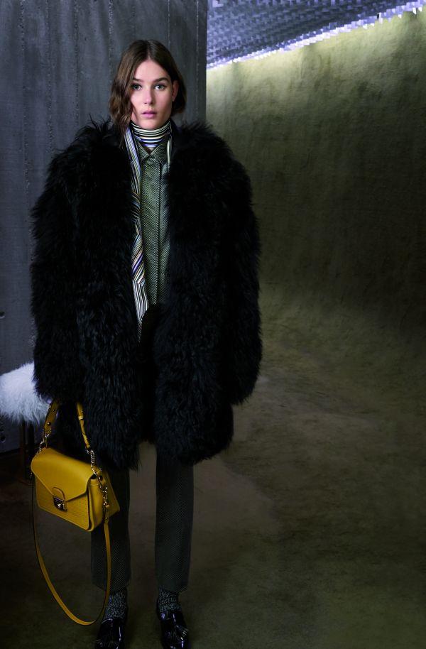 秋冬ルックはバッグが決め手 「LONGCHAMP(ロンシャン)」の提案