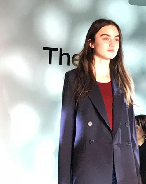 「Theory(セオリー)」2018春夏コレクション@GINZA SIX
