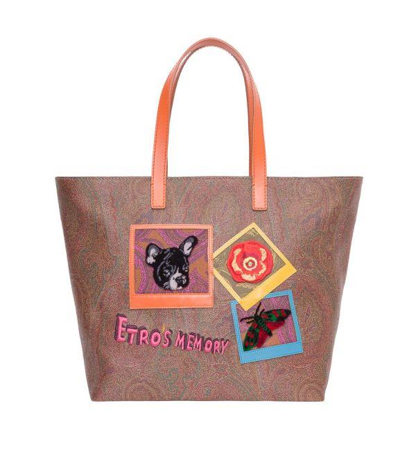 「ETRO(エトロ)」から秋冬コレクションのギフトアイテムが登場 スカーフの巻き方も公開
